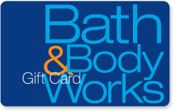 $25 Bath and Body Works Gift Card
